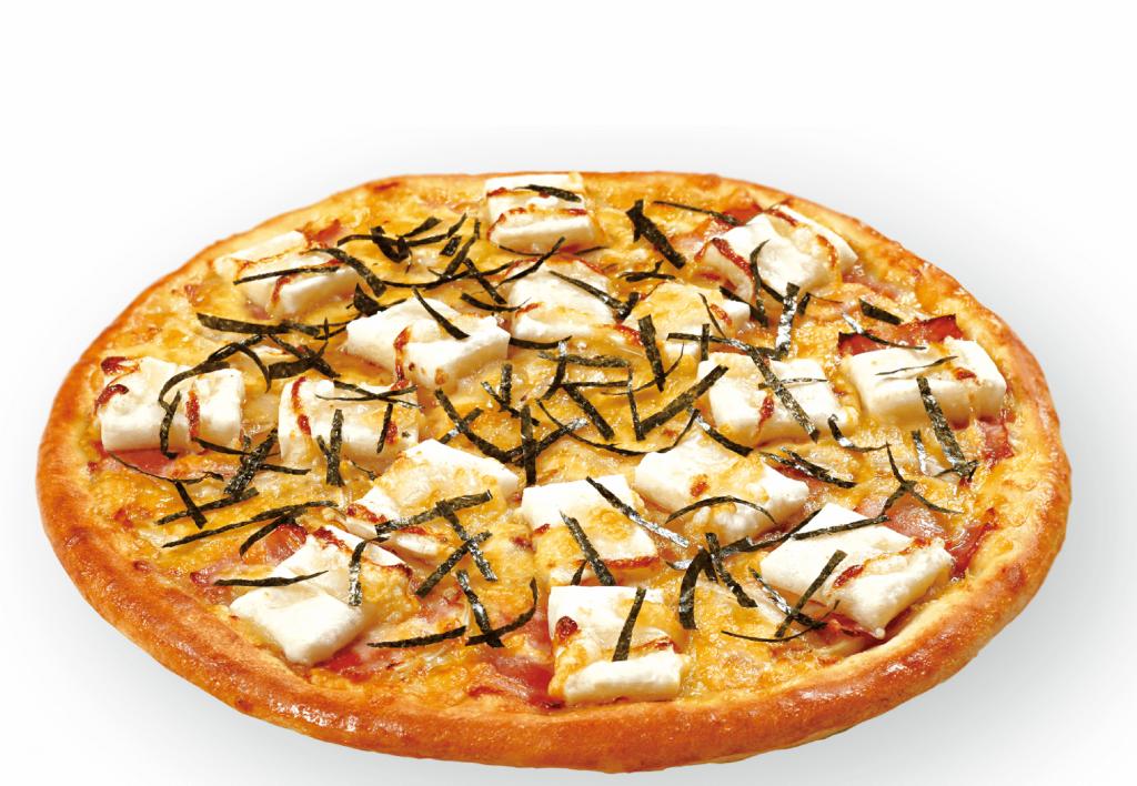 ピザ10.4(テン.フォー)『2代目和風おもちピザ』