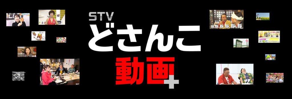 『STVどさんこ動画+(プラス)』