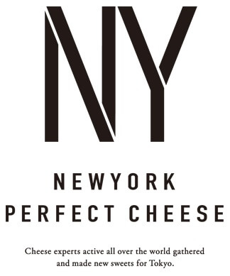 『NEWYORK PERFECT CHEESE(ニューヨークパーフェクトチーズ)』のロゴ