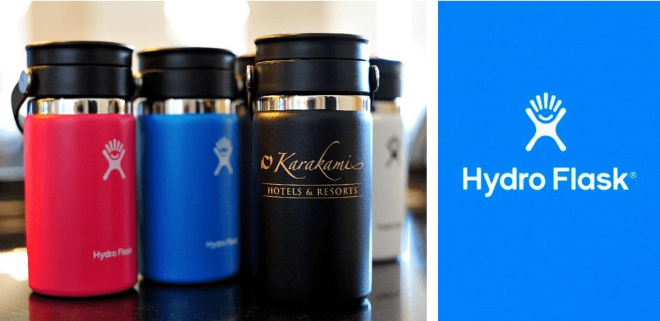 Karakami HOTELS&RESORTS株式会社『Haydro Flask®~Karakamiデザイン~』