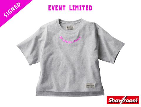 Showroom(ショールーム)移転オープン記念-サイン入イベントT-shirt