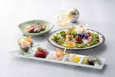 札幌グランドホテル『Grand Christmas 2020』-聖夜会席