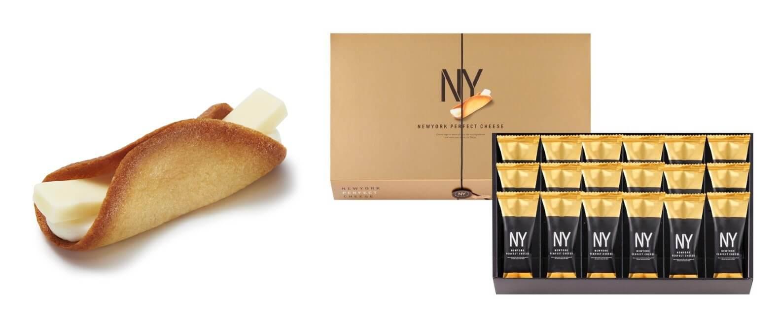『NEWYORK PERFECT CHEESE(ニューヨークパーフェクトチーズ)』のニューヨークパーフェクトチーズ