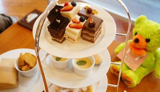【ランデブーラウンジ】バラエティ豊かなスイーツが楽しめる『アフターヌーンティーセット』も人気な札幌駅近くのダイニング&カフェ!