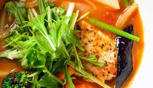 【空と大地のトマト麺 Vegie(ベジィ)】白石区にある「トマト麺Vegie」がリニューアルオープン!