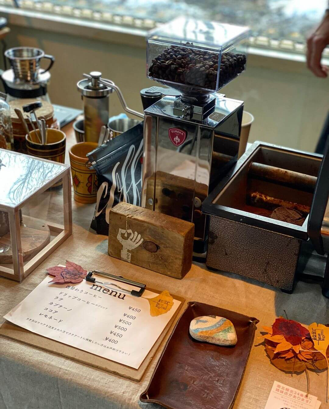 Rear coffee(リアコーヒー)のメニュー