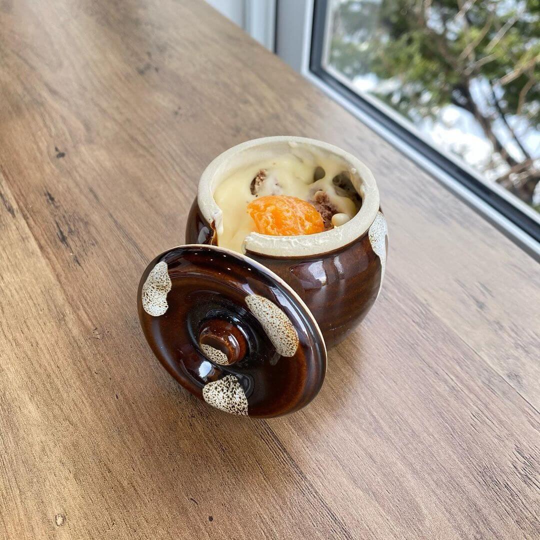 café KITANO(カフェ キタノ)の『亀入りチーズケーキ』