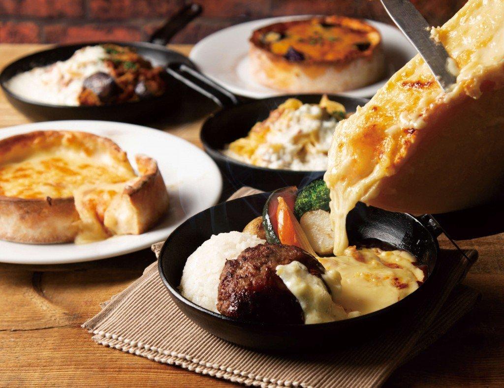 CHEESE RESTAURANT RICOTTA(チーズレストラン リコッタ)のチーズ料理
