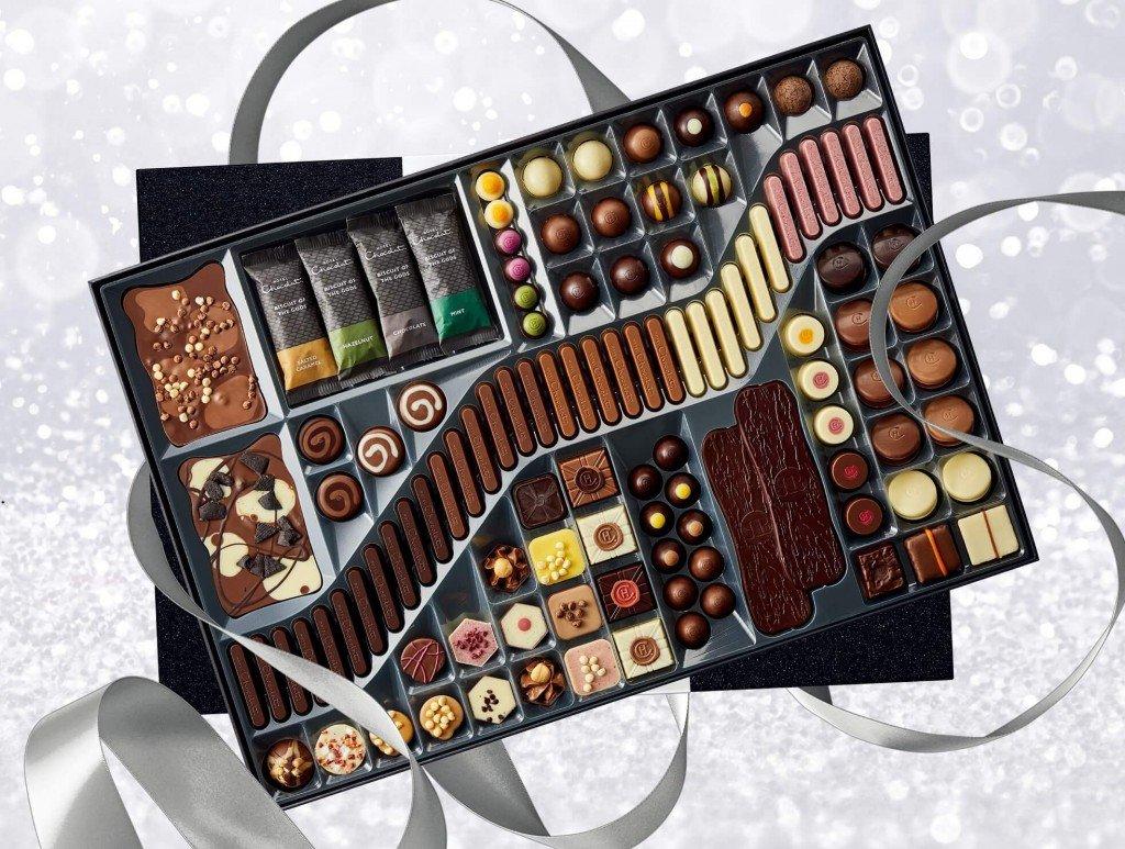 ホテルショコラ『ラージ ショコラティエズ テーブル』