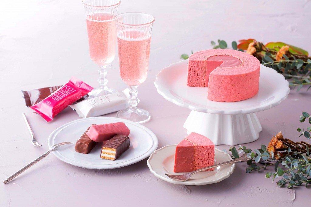 石屋製菓『恋するチョコレートの2021年バレンタイン・コレクション』