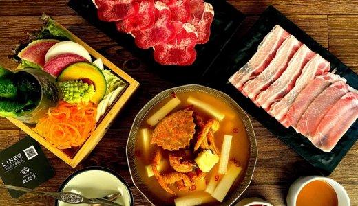 しゃぶしゃぶれたす 札幌駅前店で『蟹出汁たっぷり北海道産栗蟹と白味噌バター出汁で食べる 熟成豚食べ放題コース』が1月18日(月)より提供開始!