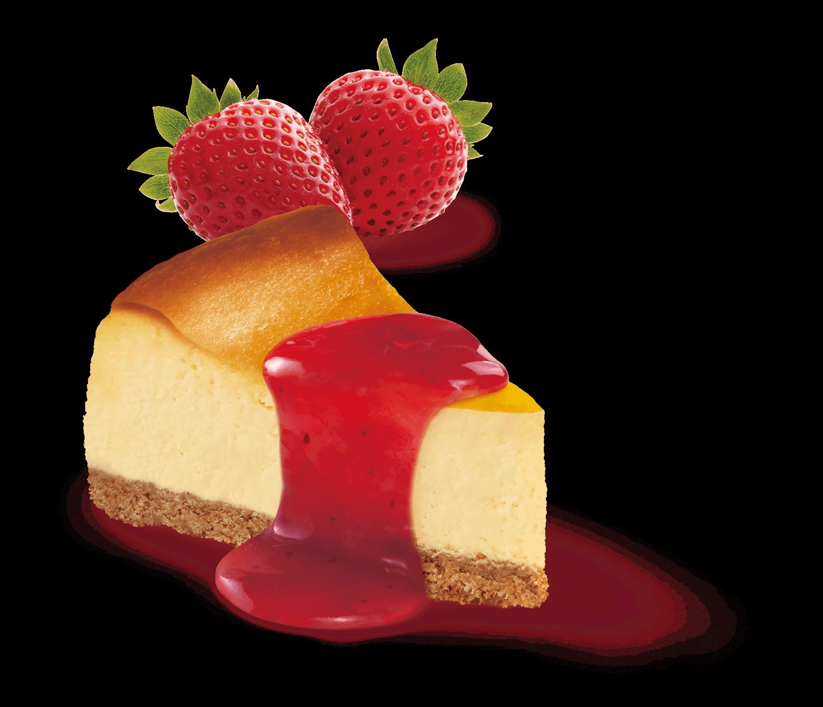 ハーゲンダッツ ミニカップ『ストロベリーチーズケーキ』-チーズクッキー