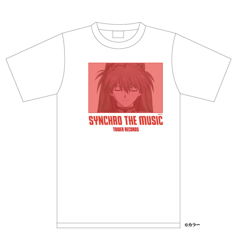 シン・エヴァンゲリオン劇場版 × TOWER RECORDS『Tシャツ アスカ』