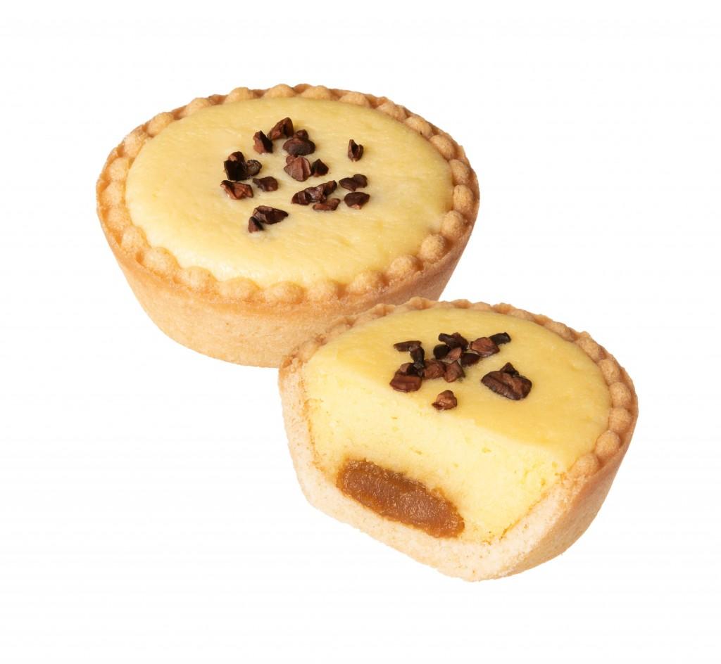 『ゴディバ チョコレート チーズ タルト 塩キャラメル ホワイトチョコレート』