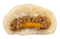 ファミリーマートの『麺屋はなび監修 台湾まぜそば風肉まん』
