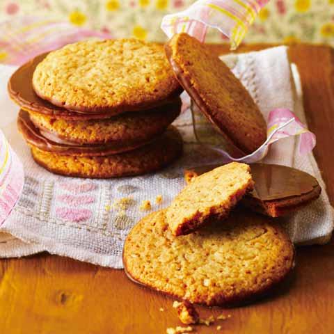 ロイズのバレンタインデー限定商品『グラハムチョコクッキー』