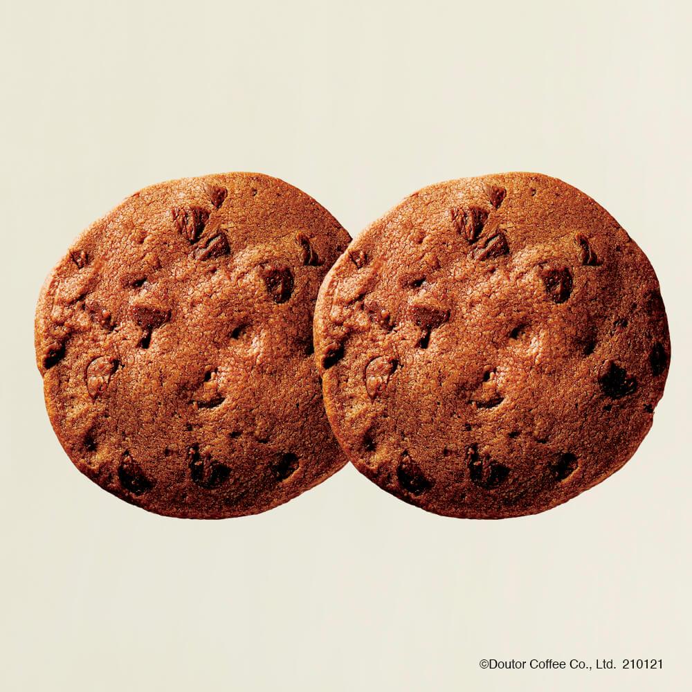 ドトール『ドトール・ショコラフェア』-ベイクドショコラクッキー