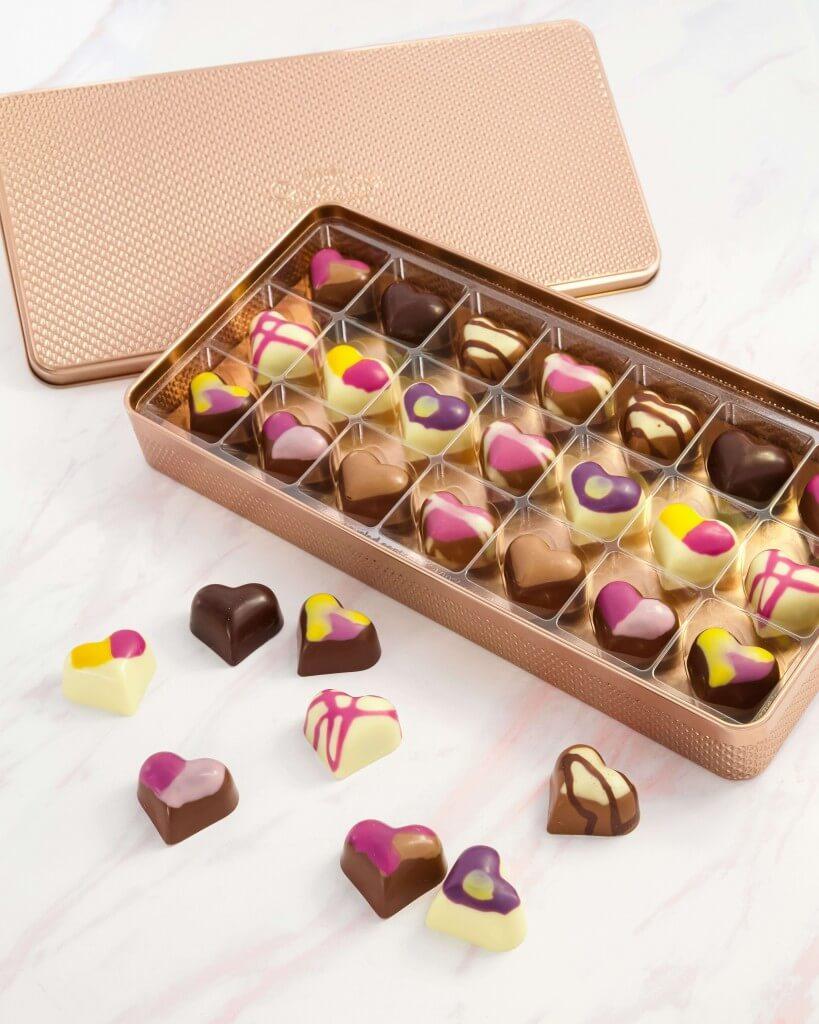 ホテルショコラ『2021年バレンタインコレクション』-バレンタイン コレクション