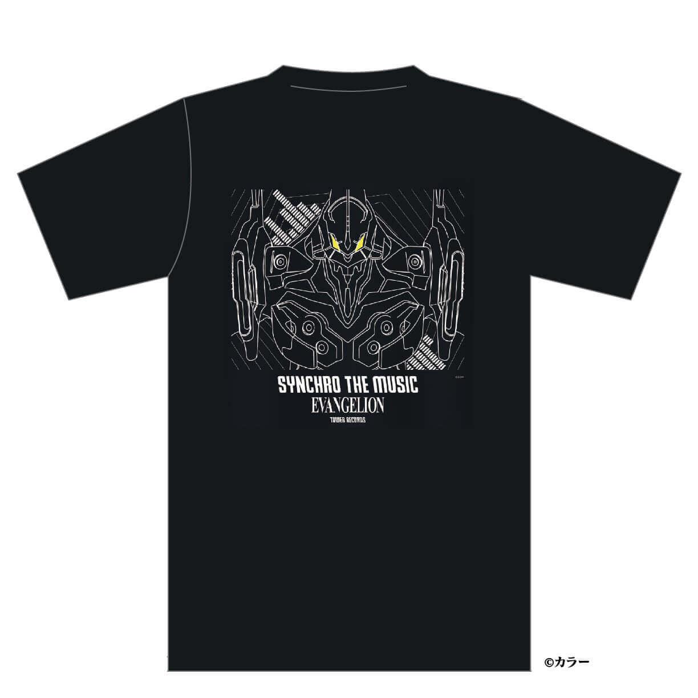 シン・エヴァンゲリオン劇場版 × TOWER RECORDS『Tシャツ 初号機』
