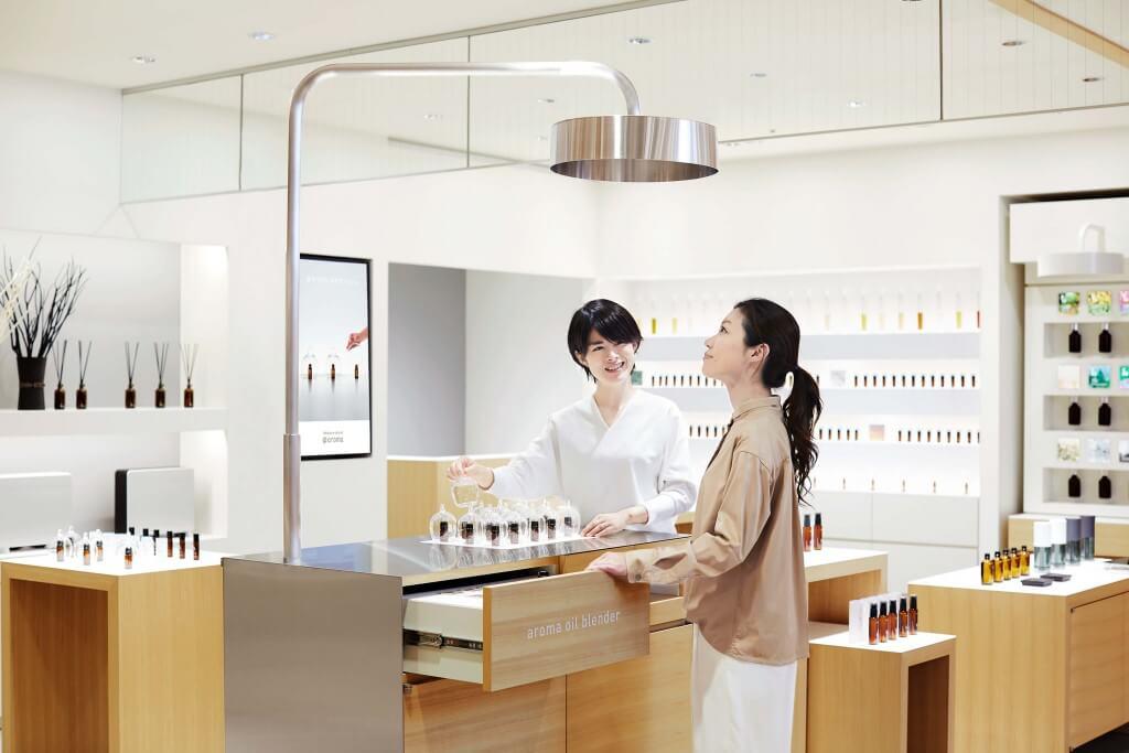 @aroma(アットアロマ) 札幌ステラプレイス店のアロマオイルブレンダー®
