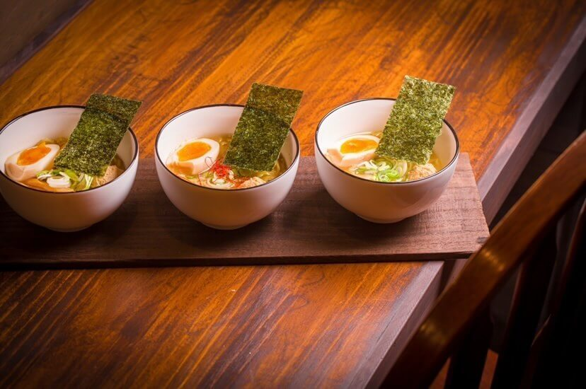 知床鶏麺chicken crest(チキンクレスト)の『三昧』
