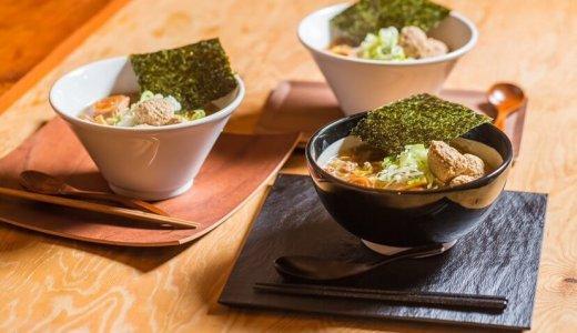 """【知床鶏麺chicken crest(チキンクレスト)】白石区につくねも楽しめる""""知床鶏ラーメン""""のお店がオープン!"""