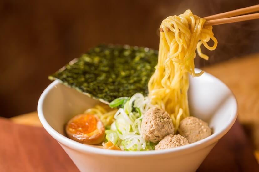 知床鶏麺chicken crest(チキンクレスト)の『ラーメン』