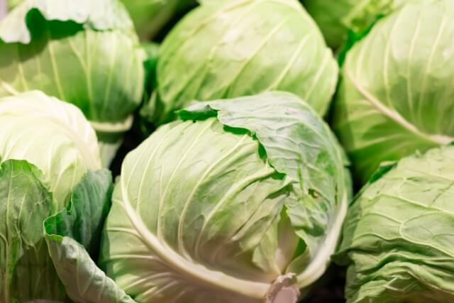 スーパー・野菜