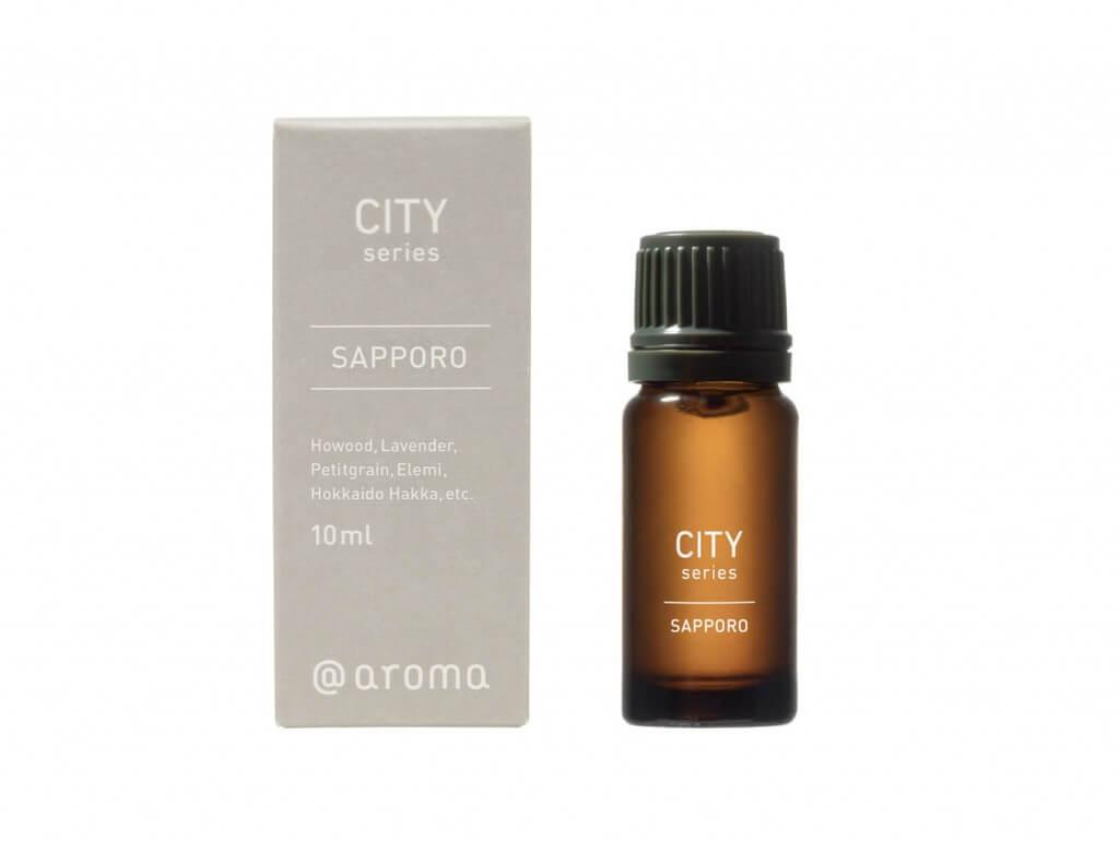 @aroma(アットアロマ) 札幌ステラプレイス店の『CITY series SAPPORO(札幌の香り)』
