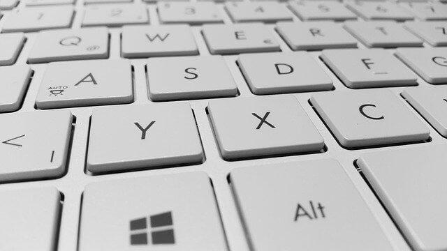 パソコン・キーボード