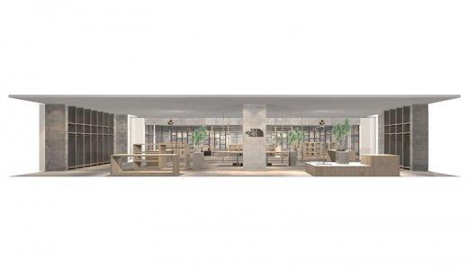 【THE NORTH FACE+ 札幌ステラプレイス】札幌駅直結にライフスタイル・アウトドアなどのアイテムを展開するゴールドウイン直営店がオープン!