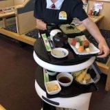 「北海道生まれ 和食処とんでん」に配膳・運搬ロボット『Servi(サービィ)』が導入開始!