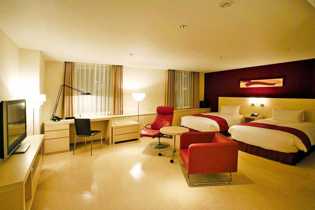 札幌グランドホテル 客室一例