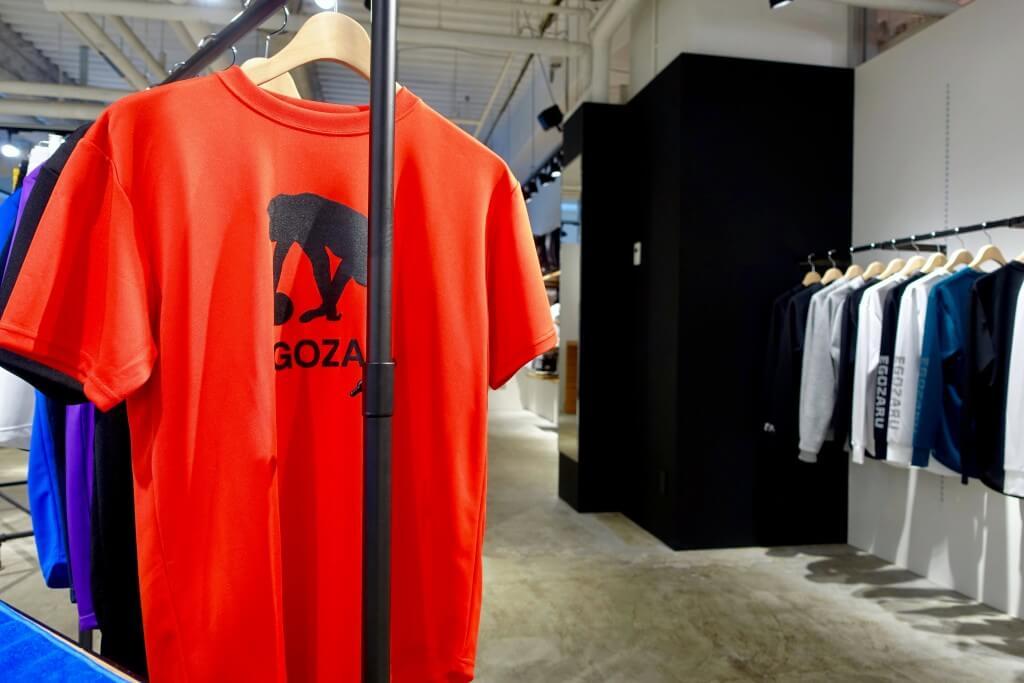 EGOZARU(エゴザル)で販売している服