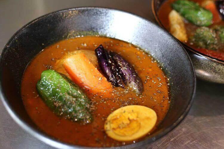 スープカリーkufuuのスープカレー