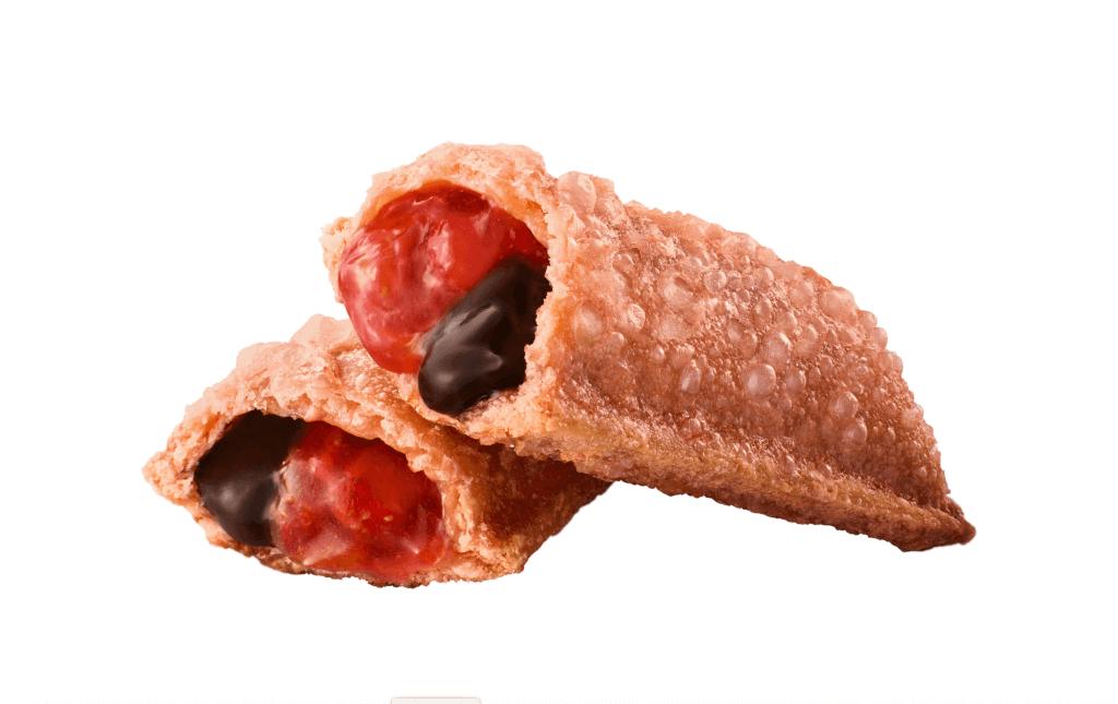 マクドナルド『ずるいチョコいちごパイ』