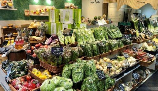 【フレッシュファクトリー】マルヤマクラスにある青果店が売り場も拡大しリニューアルオープン!