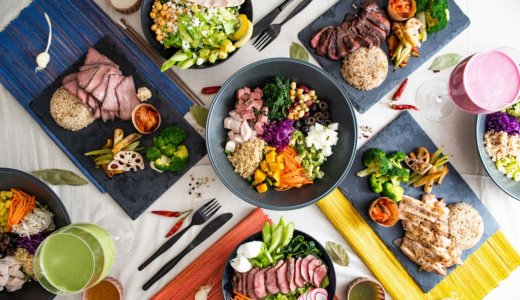【PROTEIN BOWL(プロテインボウル)】北4西11にプロテイン料理に特化したテイクアウト専門店がオープン!