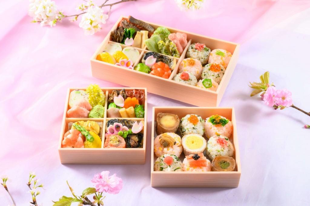ANAクラウンプラザホテル札幌の『お花見弁当』