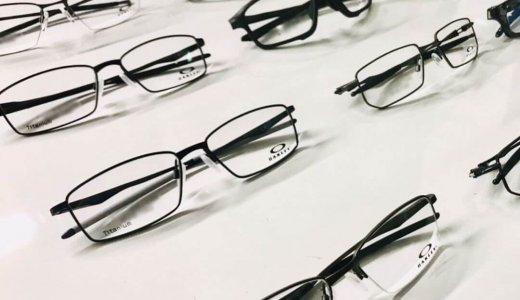 【メガネ21札幌元町店】世界に1つだけのメガネも作れる東区のメガネ屋さん!『オークリー』や『レイバン』などもラインナップ