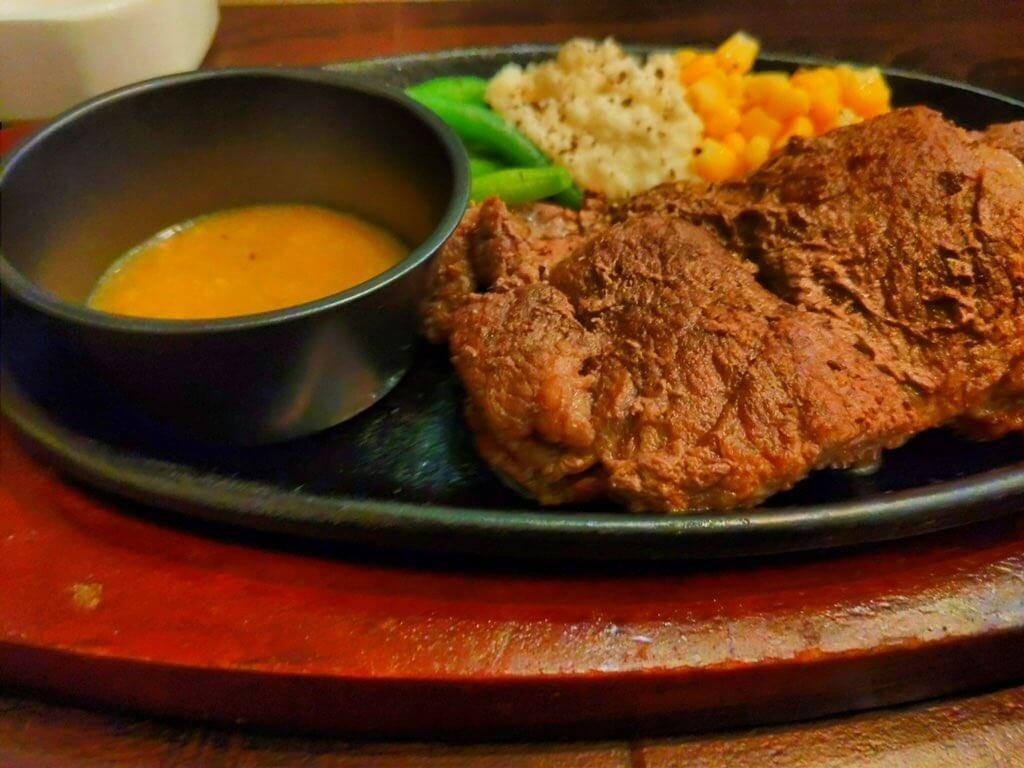CN/steak.のステーキ