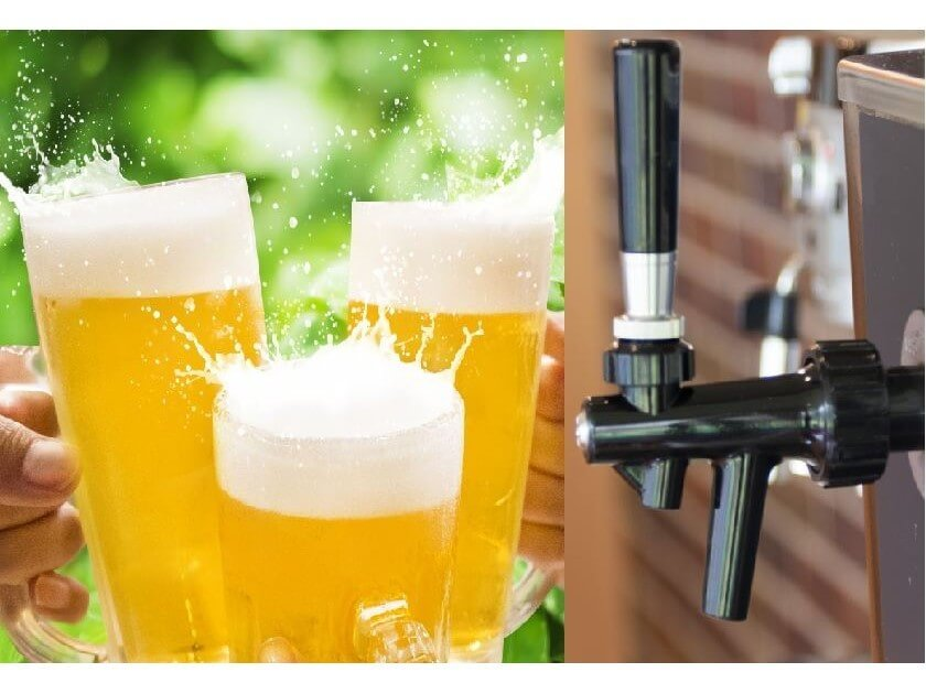 SAKURA定山渓 膳の『冷蔵庫内飲み放題&ビールサーバー付きプラン』
