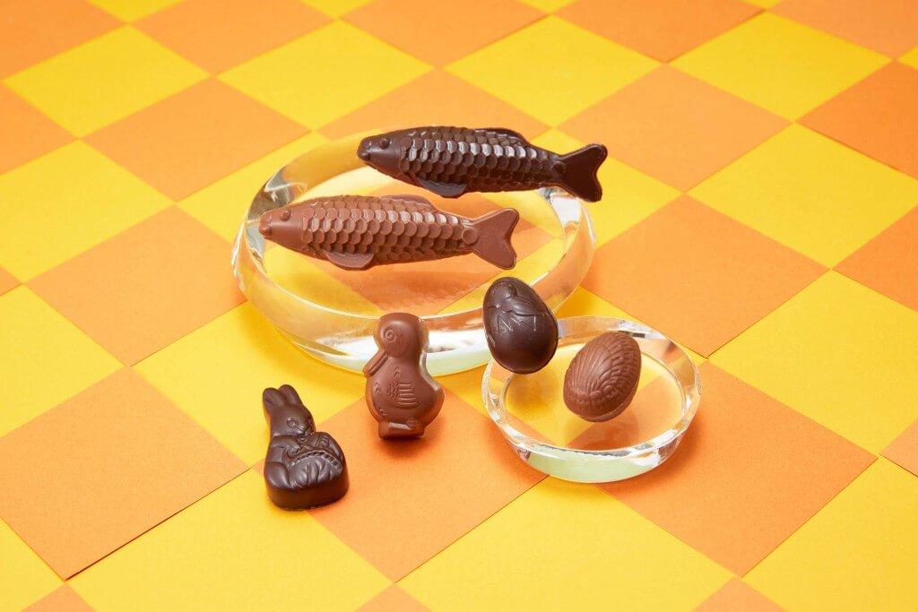 ジャン=ポール・エヴァン『2021 イースター コレクション』-ギフトにも喜ばれる可愛らしいモチーフの限定ボンボンショコラ