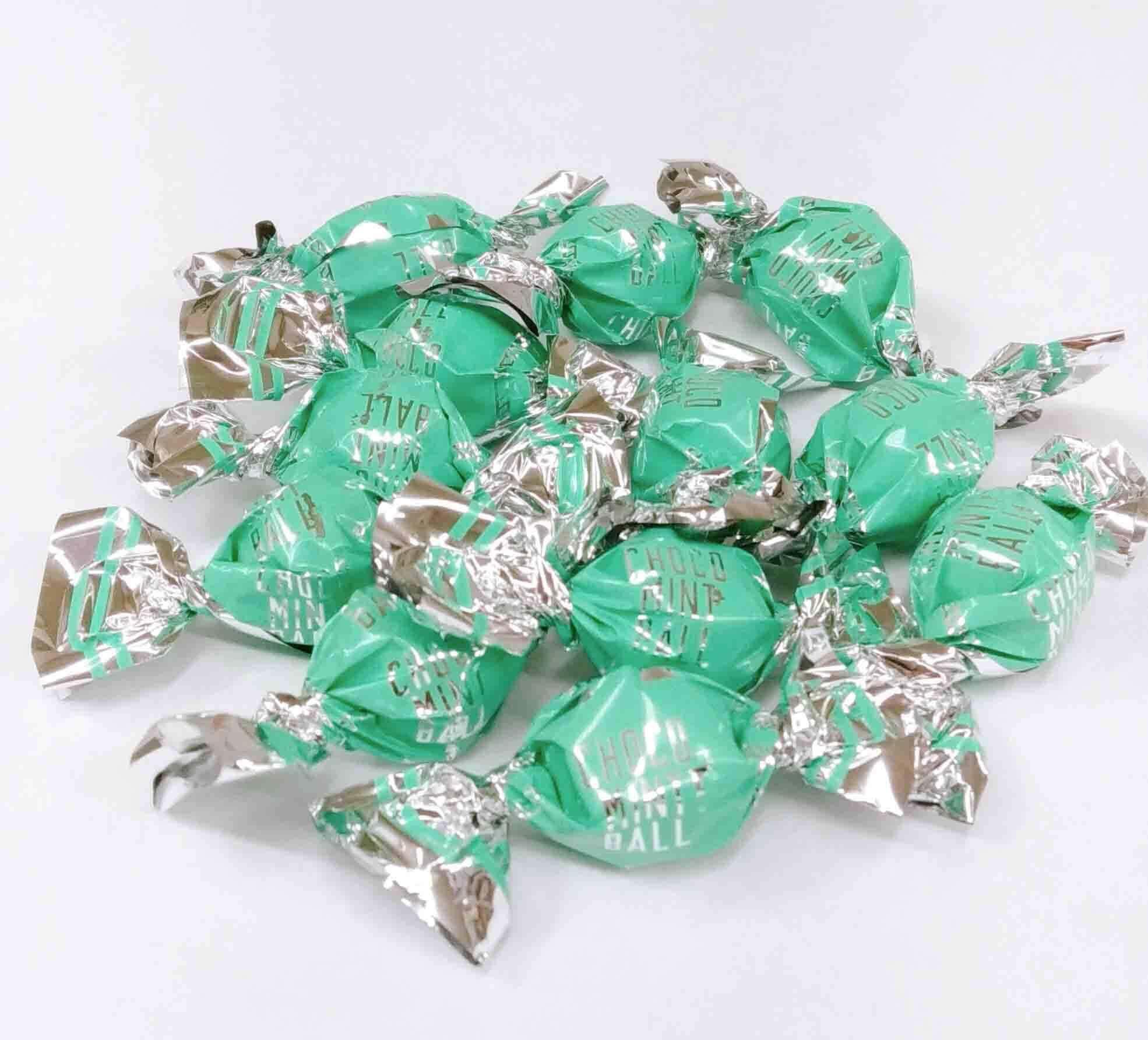『チョコミントボール』