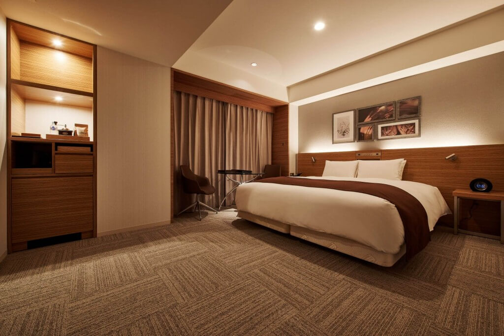 クロスホテル札幌-高層階クロスフロア ラグジュアリーダブル