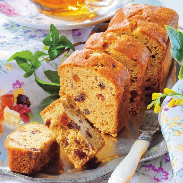 ロイズ『英国フェア』-紅茶とフルーツのパウンドケーキ