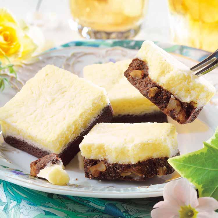 ロイズ『英国フェア』-チーズ&チョコブラウニー