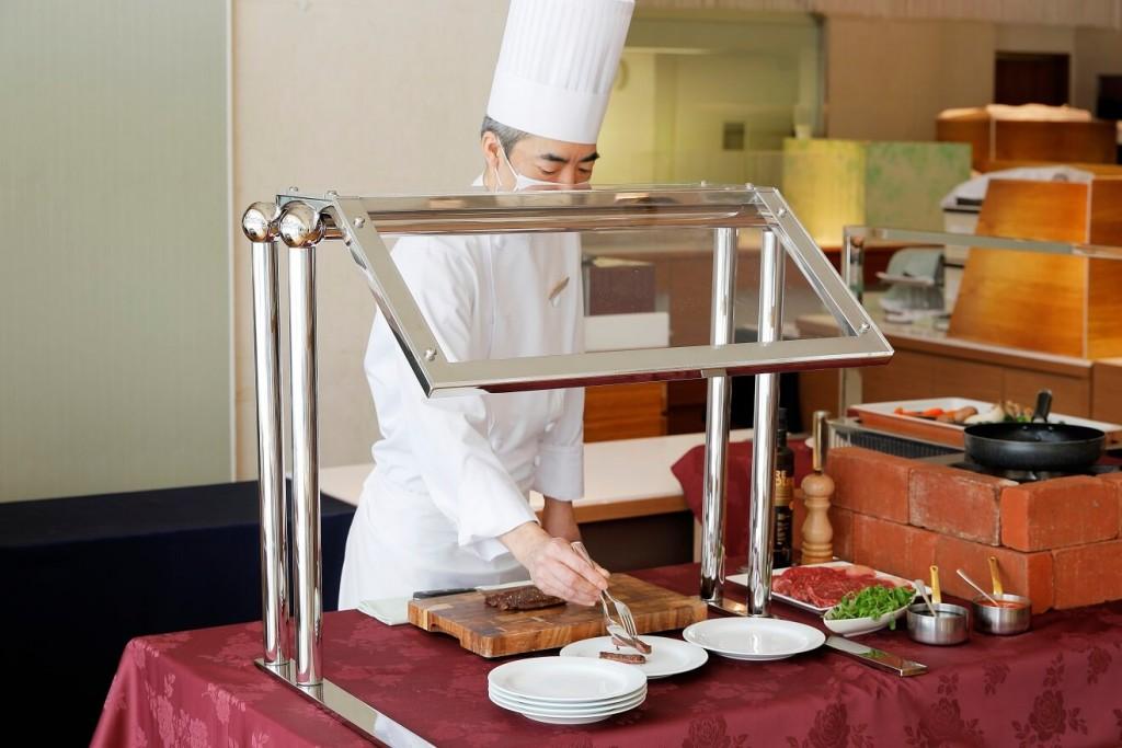 札幌パークホテル『Golden Week Fair 2021』-蓋付きの容器