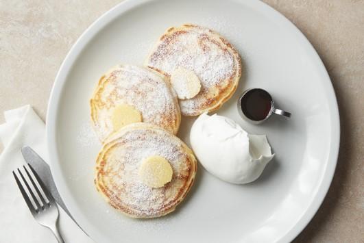 J.S. パンケーキカフェの『クラシックパンケーキ』