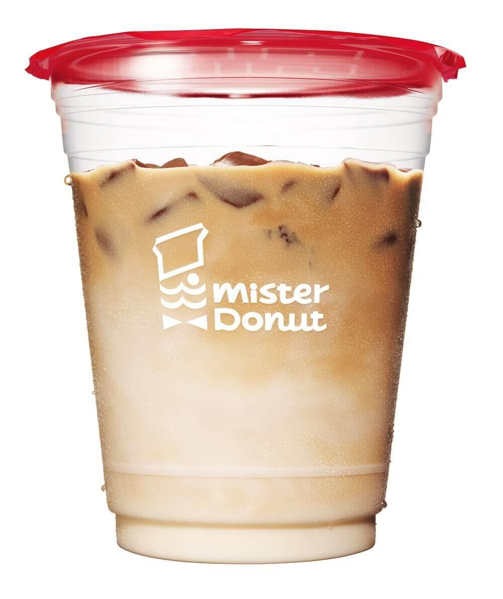 ミスタードーナツの『氷コーヒー』